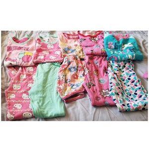 Other - Girls pj bundle size 10